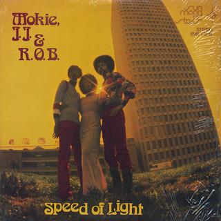 Mokie, J.J. & R.O.B. / Speed Of Light