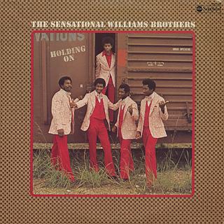Sensational Williams Brothers / Holding On