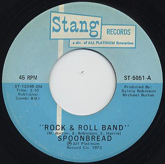 Spoonbread / Rock & Roll Band