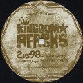 KINGDOM★AFROCKS / 2 VS 98 Loud Minority!