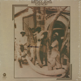 Ramsey Lewis / Solid Ivory