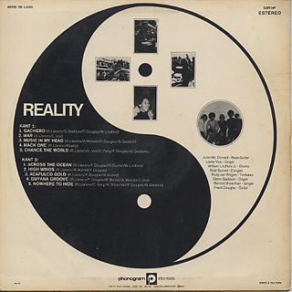 Reality / S.T. back