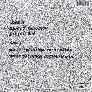 Stepkids / Sweet Salvation back