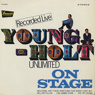 Young Holt Unlimited / On Stage