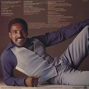 Al Wilson / Count The Days back