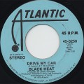 Black Heat / Drive My Car c/w (Mono)
