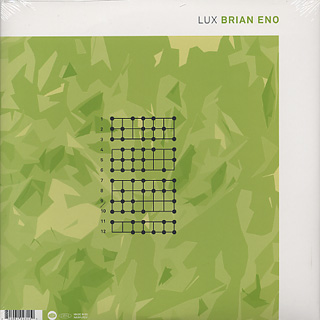 Brian Eno / Lux back