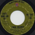 Earth, Wind And Fire / C'mon Children c/w I Think About Lovin' You