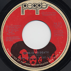 Fred Wesley & The JB's / Doing It To Death c/w Everybody Got Soul