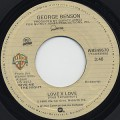 George Benson / Love x Love c/w Love Dance