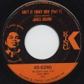 James Brown / Ain't It Funky Now (Part1 & Part2)