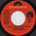 James Brown / Take Me Higher And Groove Me c/w Summertime