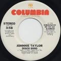 Johnnie Taylor / Disco9000 (45)