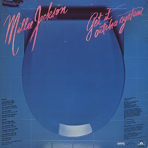 Millie Jackson / Get It Out'cha System back
