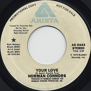 Norman Connors / Your Love