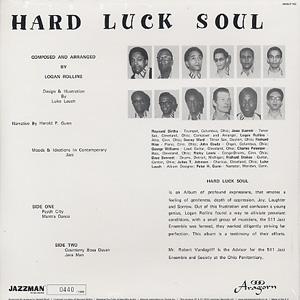 Ohio Penitentiary 511 Ensemble / Hard Luck Soul back