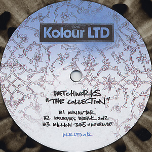 Patchworks / The Collection EP back