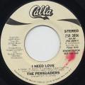 Persuaders / I Need Love
