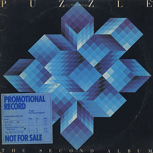 Puzzle / The Second Album front
