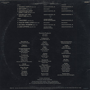 Salsoul Orchestra / S.T. back