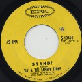 Sly & The Family Stone / Stand! c/w I Want To Take You Higher