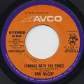 Van Mccoy / Change With The Times
