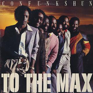 Con Funk Shun / To The Max