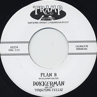Dokkerman & The Turkeying Fellaz / Broken