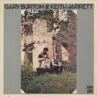 Gary Burton & Keith Jarrett / S.T.