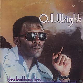 O.V. Wright / The Bottom Line