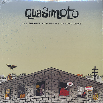 Quasimoto / The Further Adventures Of Lord Quas front