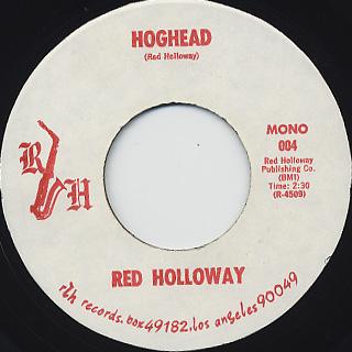 Red Holloway / Gittin' Down back