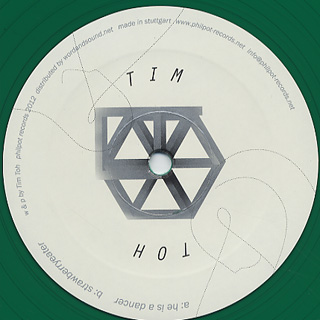 Tim Toh / He Is A Dancer