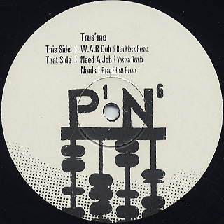 Trus'me / Voyager Realtime Remixes back