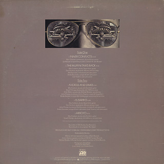Billy Cobham / Inner Conflicts back