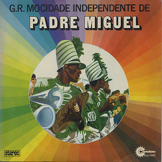 G.R.E.S. Mocidade Independente De Padre Miguel / S.T. front