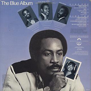 Harold Melvin & The Blue Notes / The Blue Album back