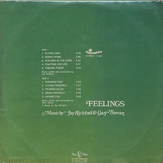 Jay Richford & Gary Stevan / Feelings back