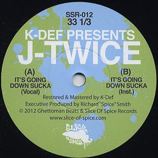 K-Def Presents J-Twice / Signature Sevens Vol.2 back