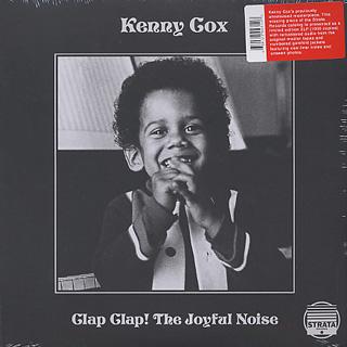 Kenny Cox / Clap! Clap! (The Joyful Noise) (2LP)