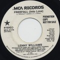 Lenny Williams / Freefall (Into Love)