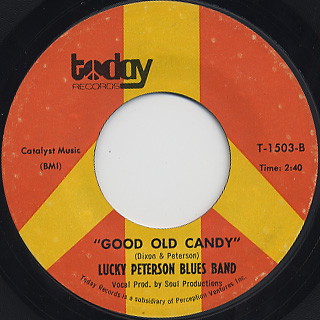 Lucky Peterson Blues Band / Good Old Candy