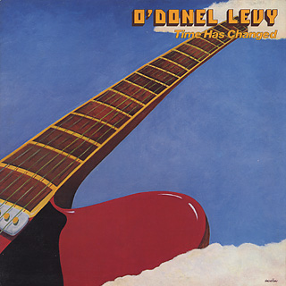 O'Donel Levy / Time Has Changed