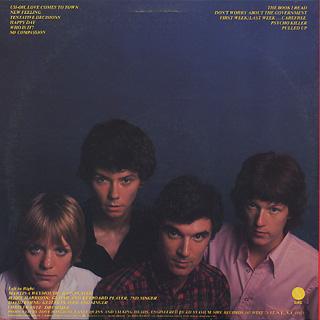 Talking Heads / 77 back