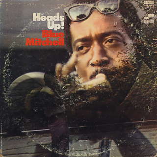 Blue Mitchell / Heads Up!