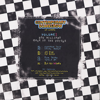 Boo Williams / Back To The Future/Looney Chunes Vol.1 back
