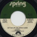 Fatback / Get Out On The Dance Floor c/w I Like Girls