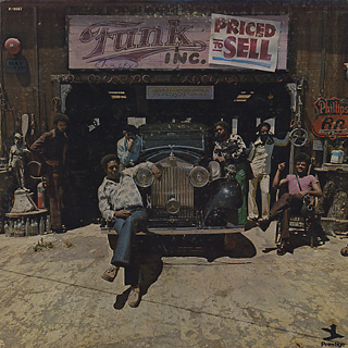 Funk Inc. / Priced To Sell