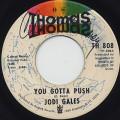 Jodi Gales / You Gotta Push