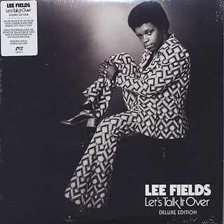 Lee Fields / Let's Talk It Over (Deluxe Edition 2LP)